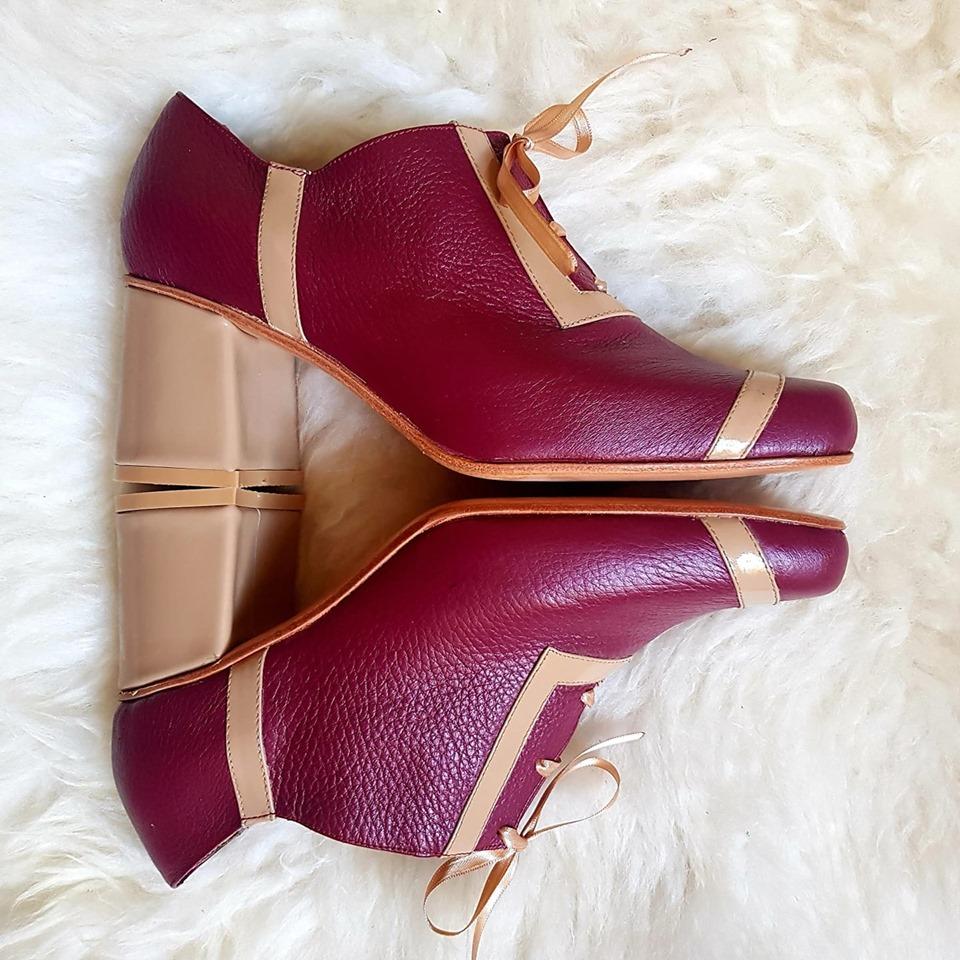 Los zapatos que diseña esta roquense los lucen las estrellas