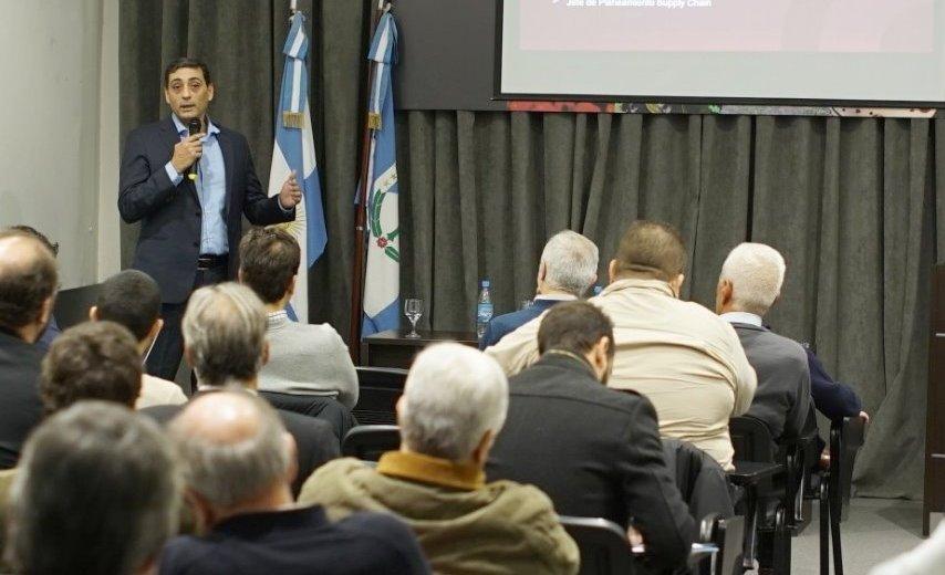 Las actividades comenzaron la semana pasada en Neuquén capital.