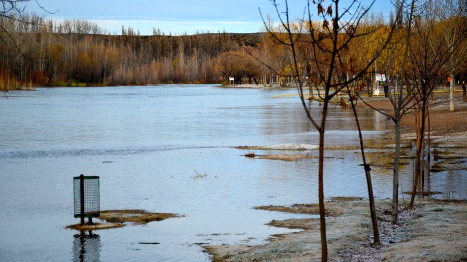 Por la falta de gas natural, las hidroeléctricas del Limay están erogando el triple del nivel de agua que ingresa a la cuenca.