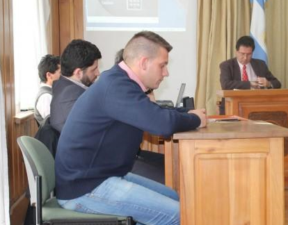 Martín Fabre deberá cumplir la condena de 6 años de prisión en el penal de Bariloche. (Archivo)