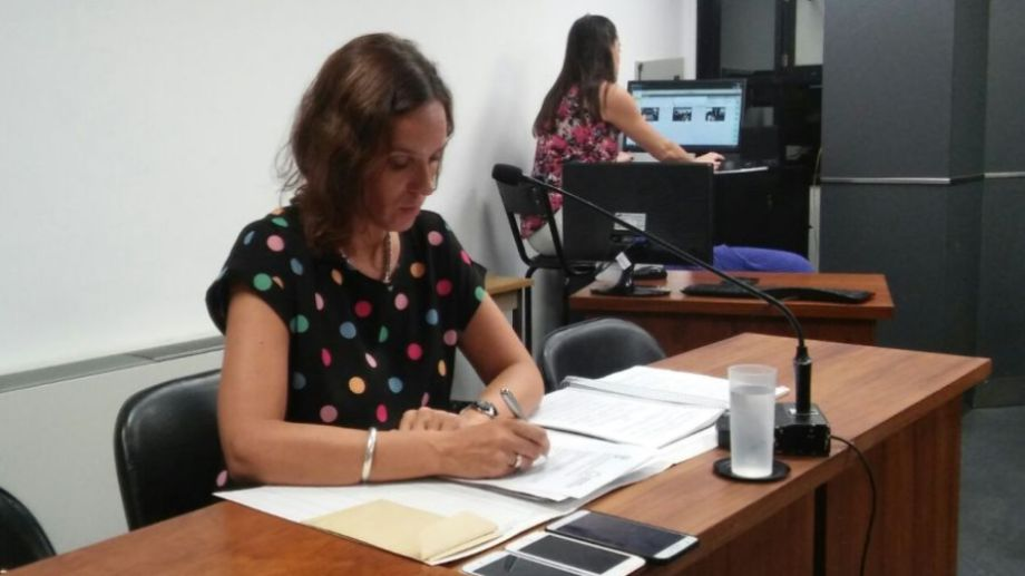 La fiscal Rodríguez Fradsen está a cargo de la investiación. Foto: archivo