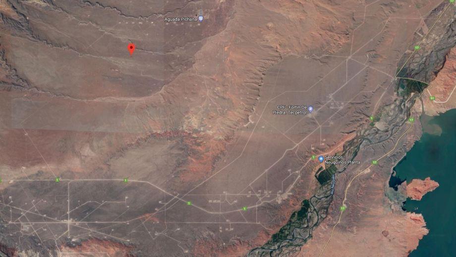 Según Sismología Chile, el sismo ocurrió a 20 km al E-NE de Paso de los Indios. (Captura).-