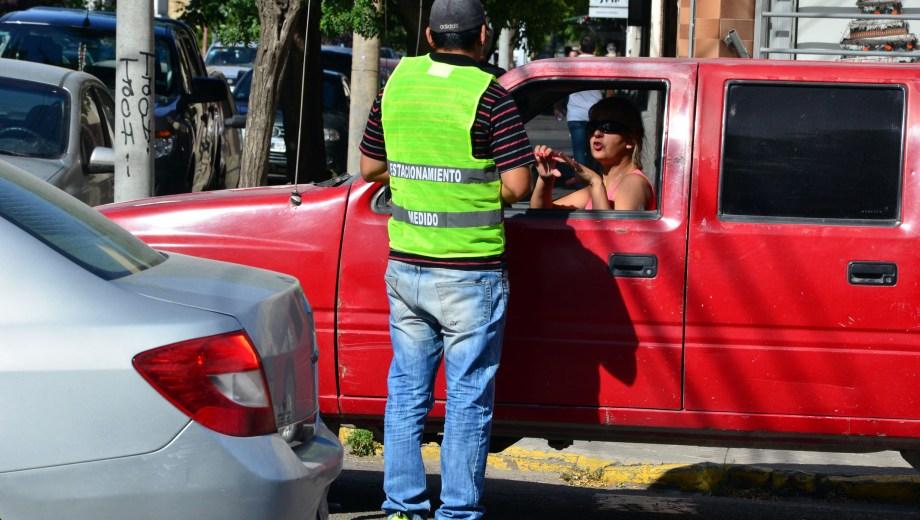 El estacionamiento tendrá nuevos aumentos a partir de octubre. Foto: Marcelo Ochoa.
