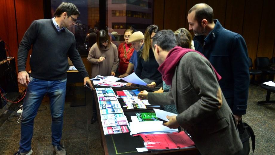 En la Justicia Electoral se reflejó la pulseada de Cambiemos por la boleta propia para las Primarias. Foto: Marcelo Ochoa