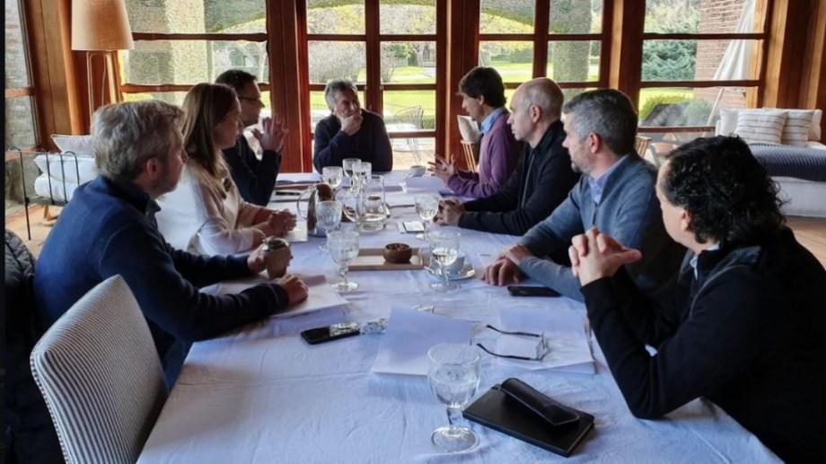 Macri se reunió con Lacunza, nuevo ministro de Hacienda.