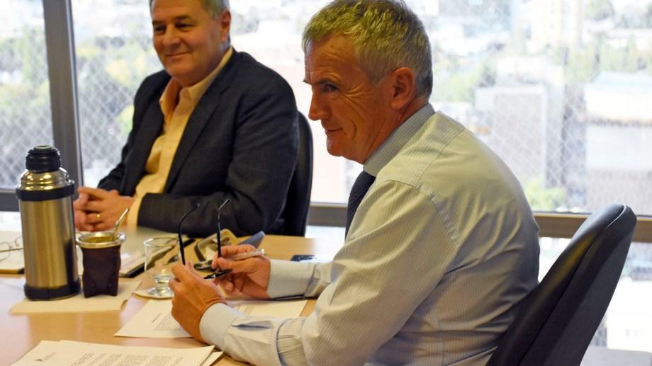 Evaldo Moya es el presidente subrogante del Tribunal Superior de Neuquén. (Archivo)