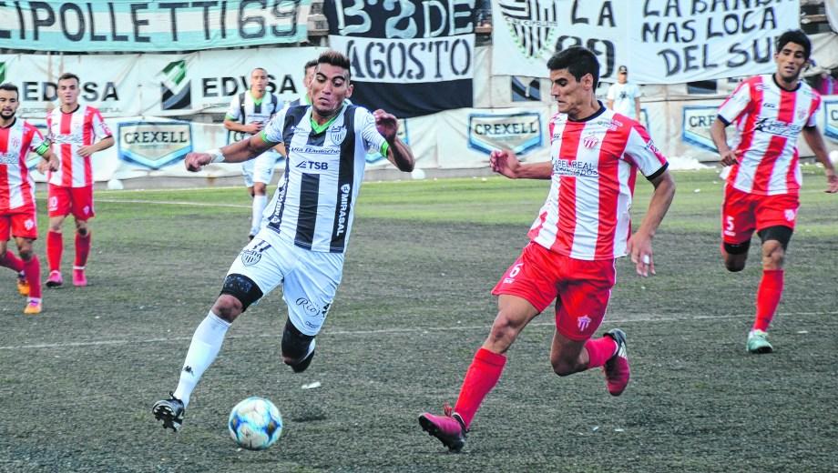 Cipo - Cipo vs Rivadavia - Juan Thomes