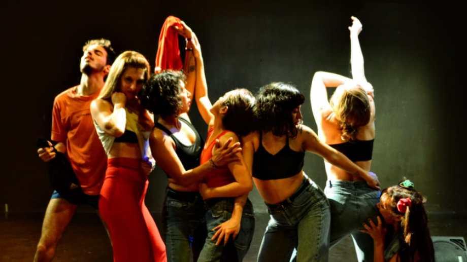 El elenco surgió de los talleres de danza y teatro de Boselli.