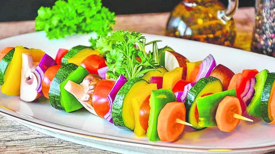 Cada vez más personas consultan por la alimentación vegana y vegetariana. (Gentileza).