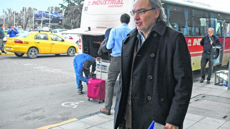 Gustavo Lopetegui culmina su gestión en la secretaría de Energía.Foto: Archivo Juan Thomes
