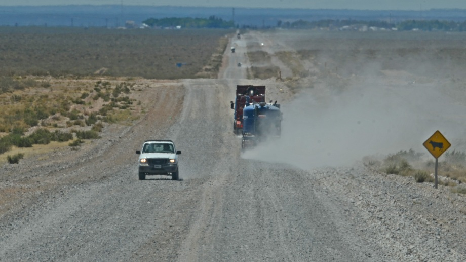 La traza abarca unos 19 kilómetros entre la capital y la ruta 51. Foto: archivo Juan Thomes