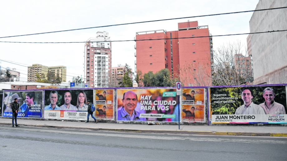 Las elecciones municipales en Neuquén capital se realizarán el 22 de septiembre. Foto: Florencia Salto