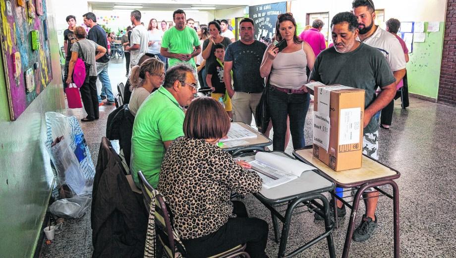 Se espera una asistencia superior a los 405.000 electores.