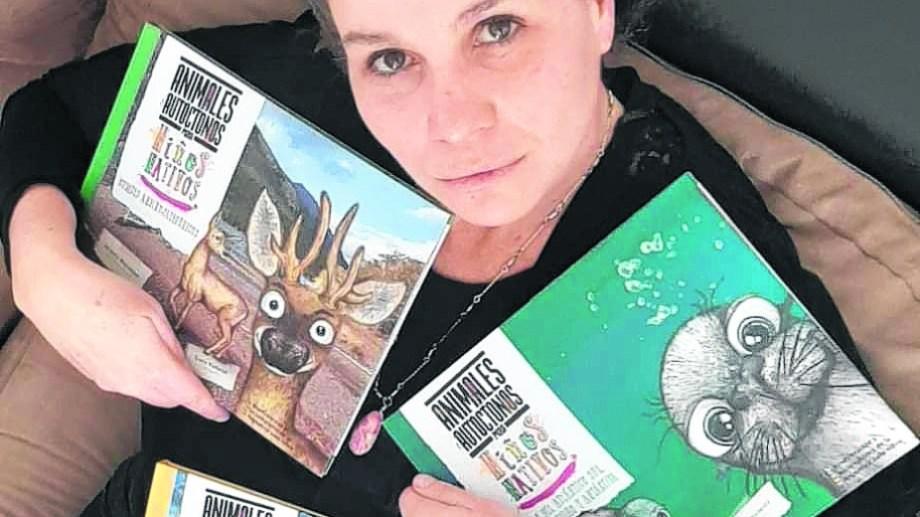 Victoria publicará el cuarto libro de su colección infantil sobre naturaleza nativa.