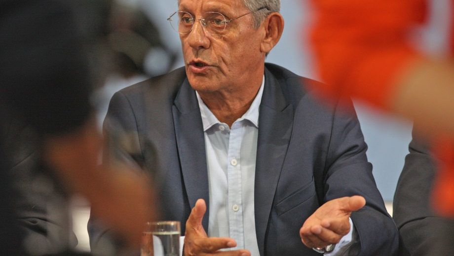 El intendente de Neuquén, Horacio Quiroga.  Foto: Archivo Juan Thomes