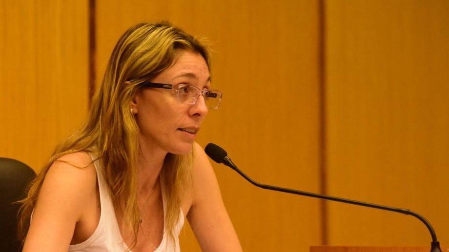 La fiscal Calarco fue quien impulsó la acusación.