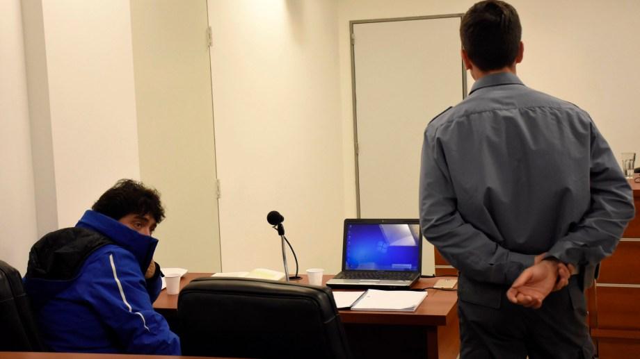 Luis Alberto Sura está acusado por homicidio simple. (Foto: Archivo.-)