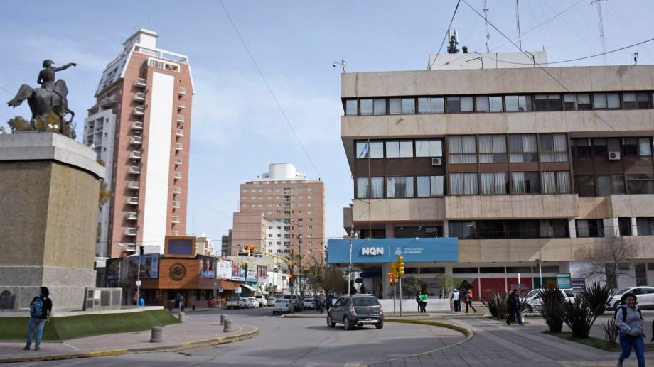 La Municipalidad de Neuquén será una de las mas perjudicadas. Foto: Florencia Salto