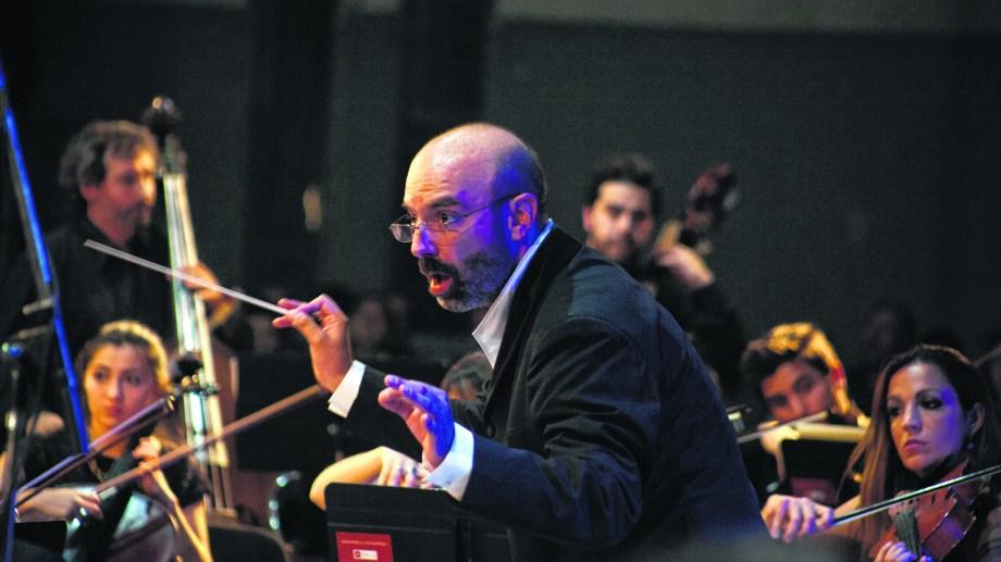 Facundo Agudín nació en Argentina y vive en Europa desde 1996. Foto: gentileza