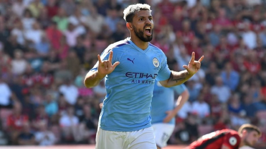 El Kun sigue intratable en la Premier League.