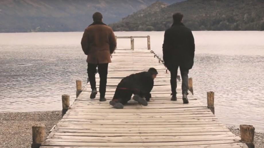 """En un paisaje cordillerano, los Vrule grabaron """"Al fin"""", su nuevo videoclip."""