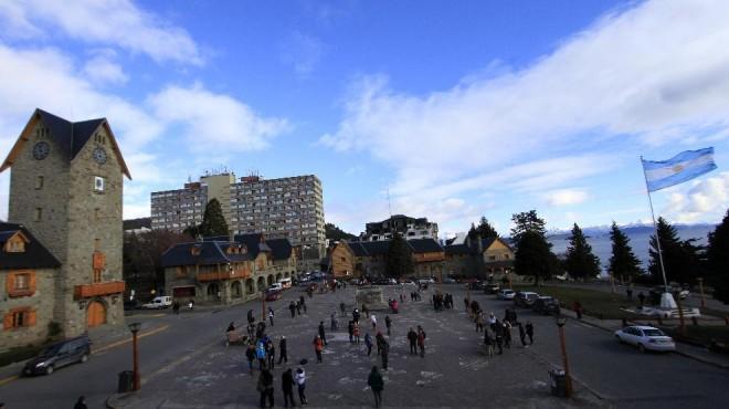 Bariloche es siempre un destino predilecto por los turistas nacionales. Archivo