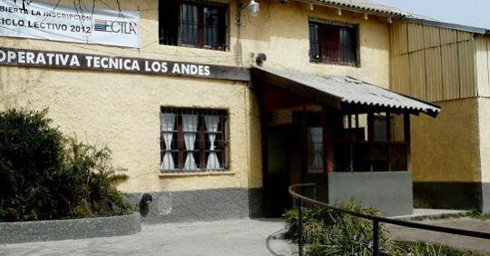 El intento de rapto ocurrió afuera de la escuela técnica Los Andes en Bariloche.