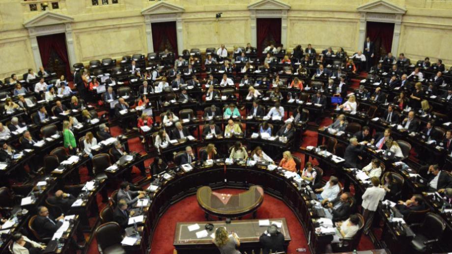Cámara de Diputados. Foto: Archivo.