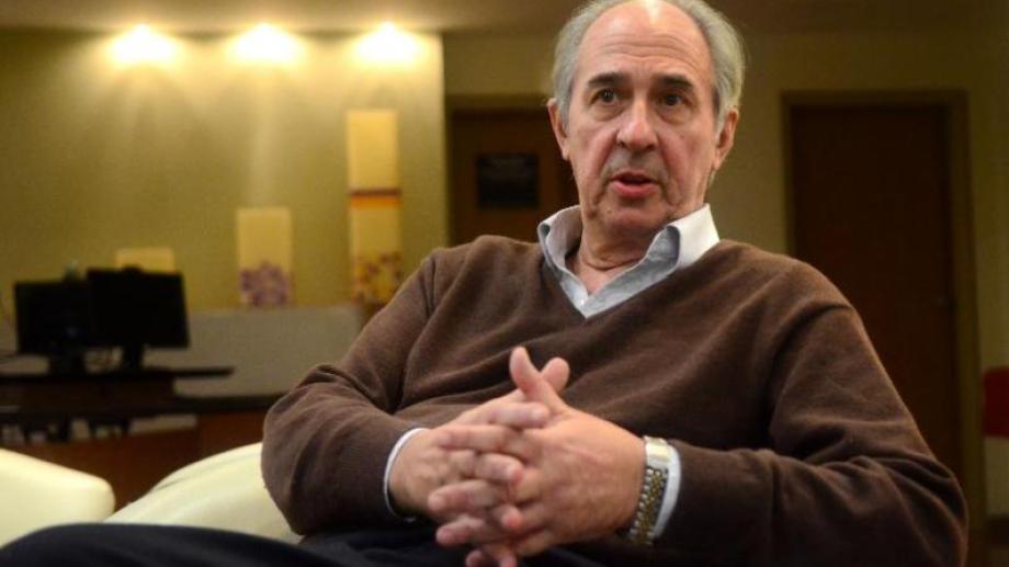Jorge Lapeña exsecretario de Energía y titular del Instituto Mosconi. Foto: Archivo.