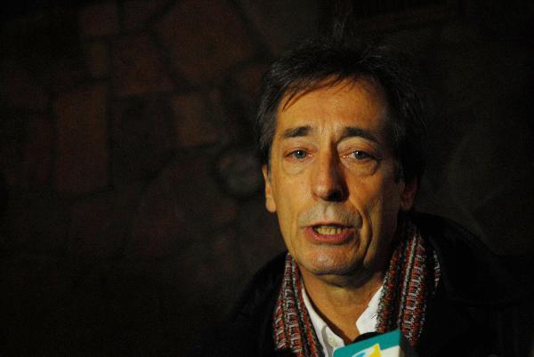 El juez laboral y referente de APDH Bariloche, Rubén Marigo. Archivo