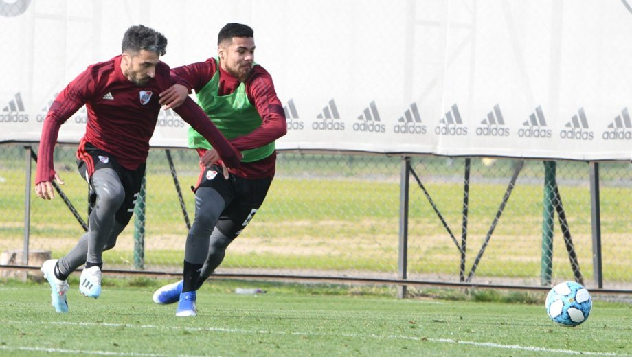 Nacho vuelve a una convocatoria y Paulo Díaz deberá esperar. (Foto: @RiverPlate)