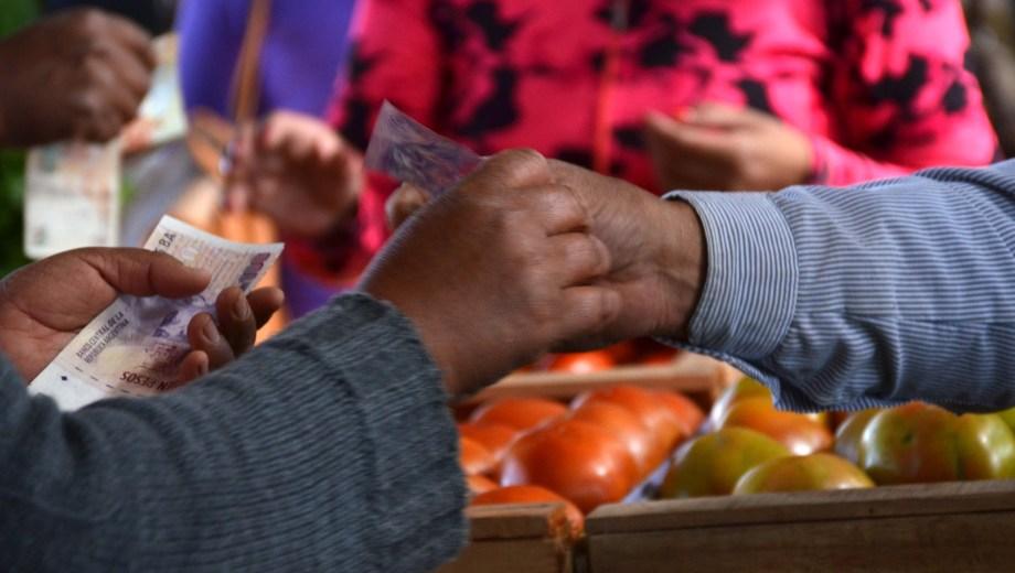 El aumento de precios llegó al mercado concentrador de Neuquén. Foto: Archivo Matías Subat