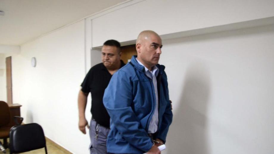Darío Poblete fue condenado por el asesinato del docente Carlos Fuentealba.