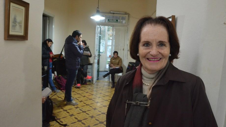 Ana Goicoechea, directora Instituto San Agustín.