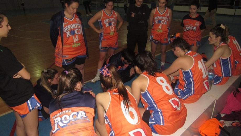 Las Naranjas se hicieron fuertes como locales. (foto: facebook Deportivo Roca)