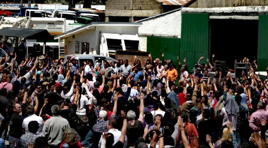 El gobierno de Gustavo Gennuso se mantiene firme en la propuesta paritaria con el gremio. Foto: archivo