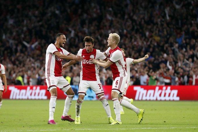 El ex Independiente volvió a destacarse en el club holandés.