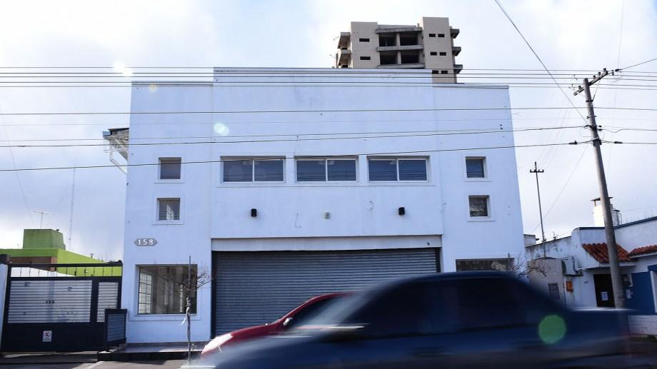 La sede de PAMI en Viedma estará ubicada frente a la Comisaría Primera. Foto: Mauricio Martin.