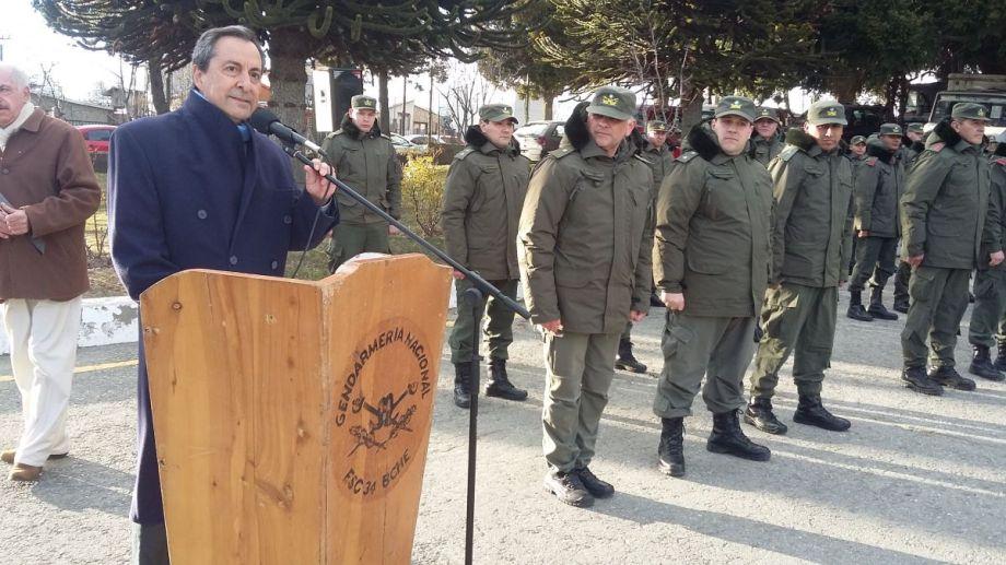 Enrique Thomas, secretario de Gestión Federal de la Seguridad defendió el desembarco de Gendarmería en Vaca Muerta.