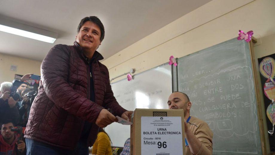 El intendente electo Mariano Gaido tendrá que apelar a consensos en el Deliberante. Foto: Yamil Regules.