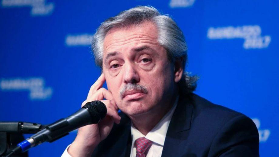 Alberto Fernández. Foto: Archivo.