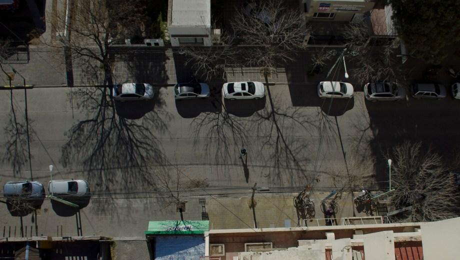 Esta semana no se pagará por estacionar en Cipolletti. Foto: Archivo