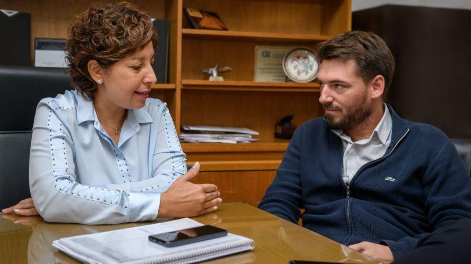 El actual secretario de Medios, Rodrigo Buteler, sería el flamante Ministro de Gobierno.