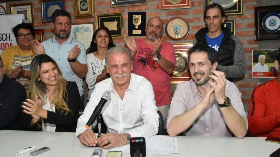 El ex gobernador cuestionó el sistema de colectoras (Foto: Gentileza)