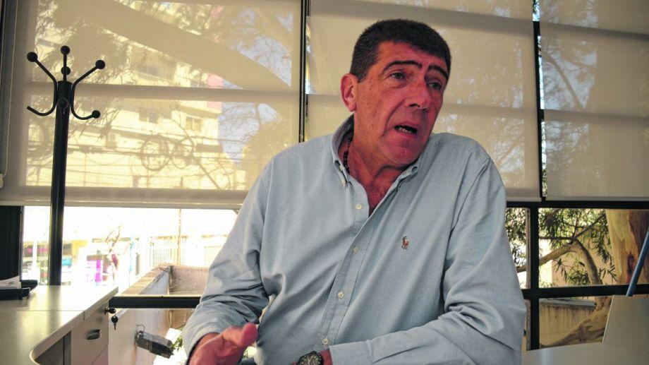 Claudio Di Tella seguirá al frente del Ipross hasta el mes que viene. Luego preparará su asunción.