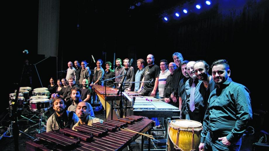 Nqn - Festival internacional de percusion - Juan Thomes