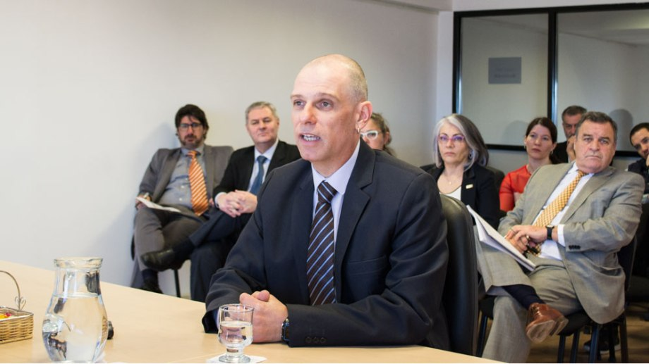 Leandro Seisdedos está primero en el concurso para defensor de Circunscripción de Neuquén.