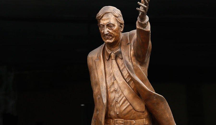 La figura está valuada en US$ 114.000 y fue donada por el gobierno argentino.