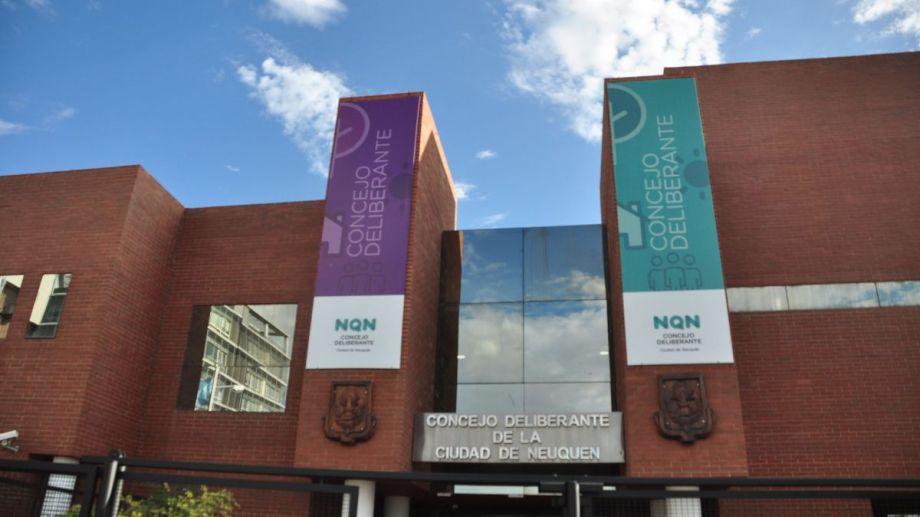 El 10 se diciembre se renovarán 9 bancas, o sea la mitad, del Concejo Deliberante. (Archivo).-