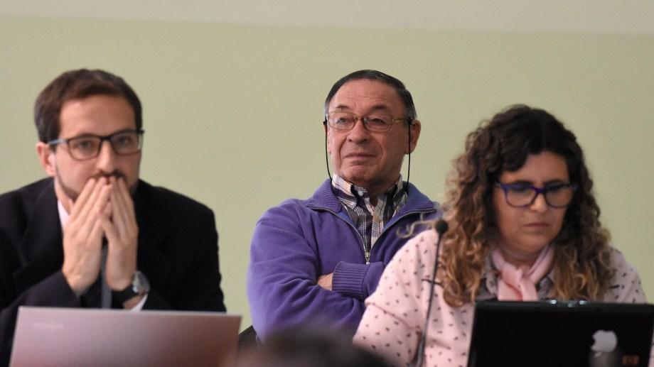 Los acusados Di Pasquale  y Molina Ezcurra buscaron salvar la responsabilidad de Carlos Benavidez, acusado del secuestro de Herman